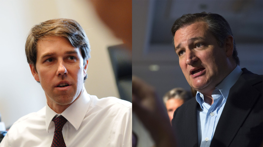 Cruz, O'Rourke getting combative in close Texas Senate race