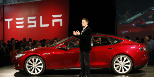 Elon Musk Sued For Fraud Over Aborted Plan To Take Tesla Private