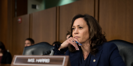 Kamala Harris's Campaign Appears To Be Falling Apart