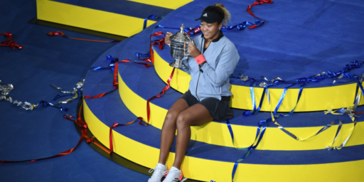 Naomi Osaka And The Changing Definition Of What It Means To Be 'Japanese'