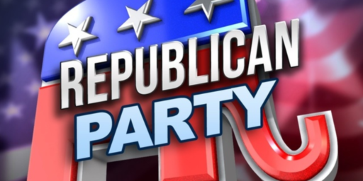 Republican Favorability Inexplicably Jumps, Higher than Democrats'