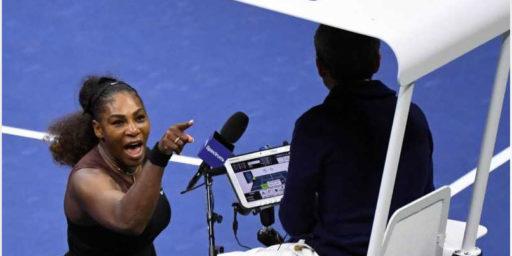 Sexism in Women's Tennis?
