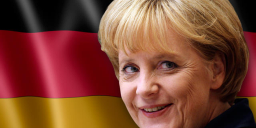 Angela Merkel To Step Aside As Chancellor At End Of Current Term