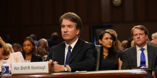 One Year Later, There's New Evidence Against Brett Kavanaugh