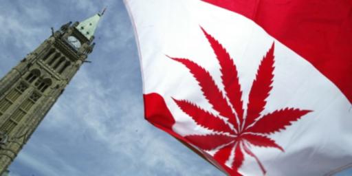 Marijuana Legalization Takes Effect In Canada