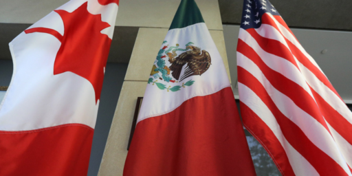 Meet The New NAFTA, Pretty Much The Same As The Old NAFTA