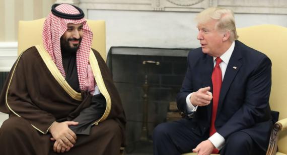 Donald Trump The Saudi Apologist