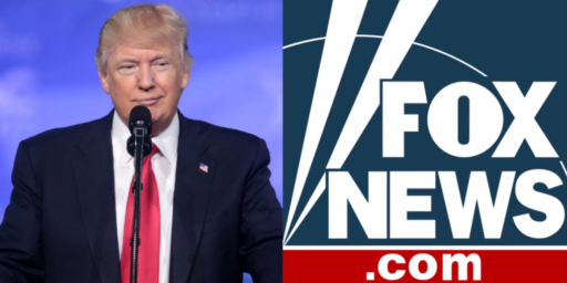 Even Fox News Is Sick Of Trump's Campaign Rally Speeches
