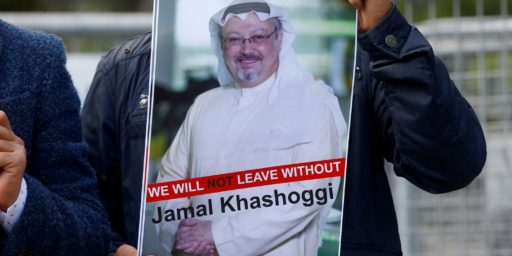 Jamal Khashoggi Was Murdered At Saudi Consulate, Turkish Officials Conclude
