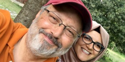 Jamal Khashoggi's Final Words Should Carry Far Beyond The Arab World
