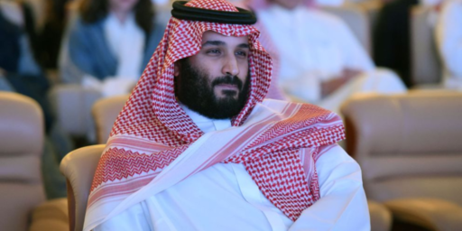Saudi Crown Prince Linked To Plot Against Missing Journalist Jamal Khashoggi