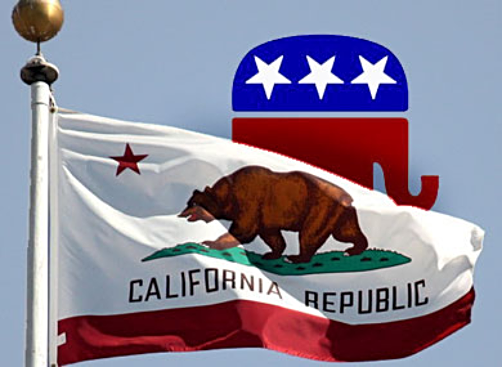 Come to California, Mr. President. For your own good!