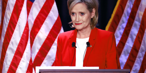 Cindy Hyde-Smith Easily Defeats Mike Espy In Mississippi Senate Runoff