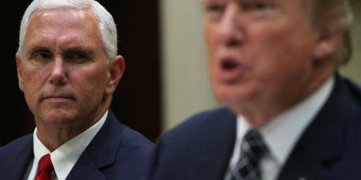 Is Donald Trump Thinking Of Dumping Mike Pence?