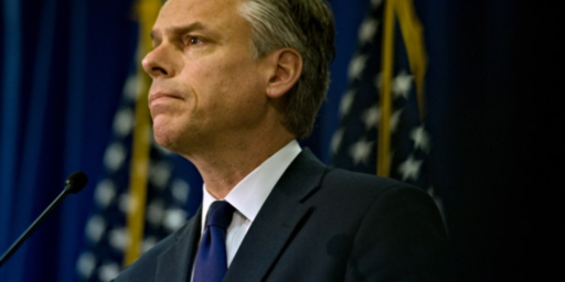 Jon Huntsman Resigns As Ambassador To Russia Ahead Of Possible Return To Politics