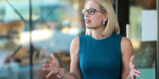 Kyrsten Sinema Expands Lead As Arizona Vote Count Nears An End