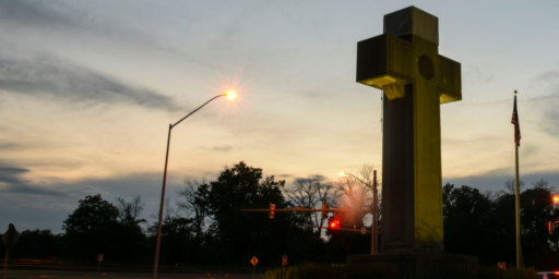 Supreme Court Accepts Case Involving Maryland's War Memorial Cross