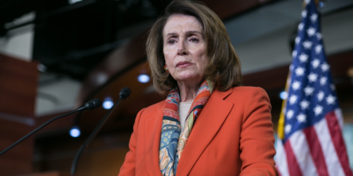 Pelosi Near Deal To Secure Leadership, But It Includes Term Limits