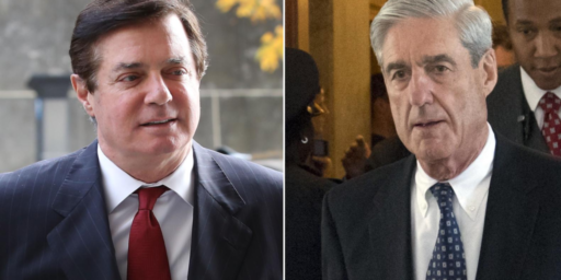 Mueller Catalogs The Lies That Led Him To Rip Up Manafort's Plea Deal