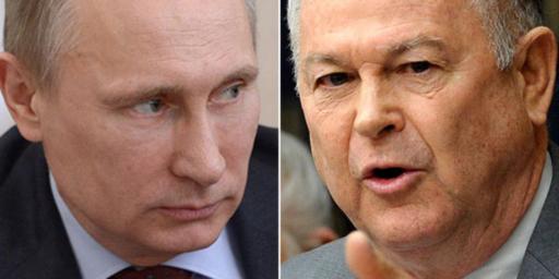 Dana Rohrabacher, Putin's Favorite Congressman, Loses Re-Election Bid