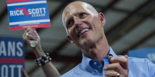 Rick Scott Wins Florida Senate Race As Recounts End