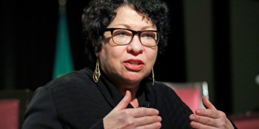 Justice Sotomayor On The Supreme Court, Her Career, And The Court's Newest Justice