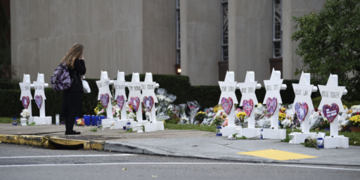 Pittsburgh Synagogue Shooter Indicted On 44 Federal Counts