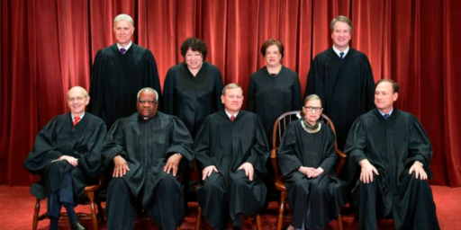 Supreme Court Appears Willing To Uphold Exception To 'Double Jeopardy' Clause