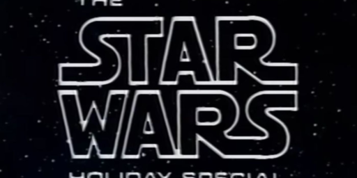 Forty Years Ago Tonight: The Star Wars Holiday Special