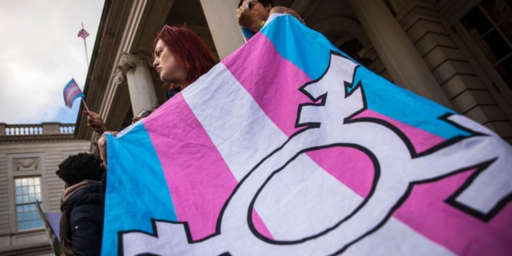 Majority Of Americans Support Transgender Rights On Bathroom Access, Other Issues