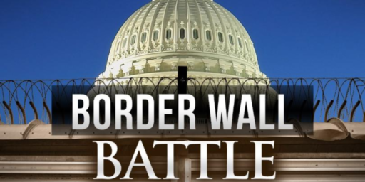 Border Bill Splits Democratic Caucus
