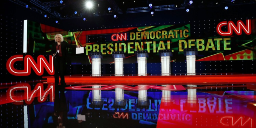 Democrats Seem Likely To Make The Same Debate Mistakes Republicans Did