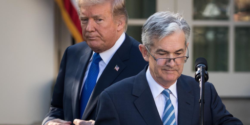 Trump Takes Aim At The Federal Reserve Board