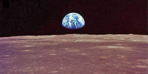 Earthrise 50 Years Later