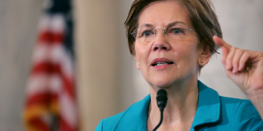 Elizabeth Warren Can't Seem To Put The 'Native American' Issue Behind Her
