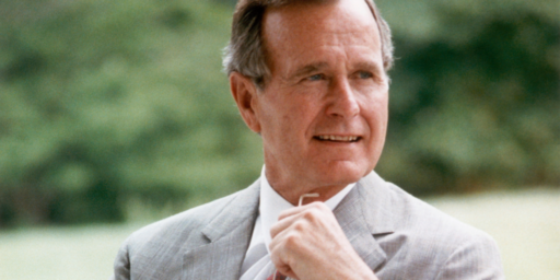 President George H.W. Bush Dies At 94