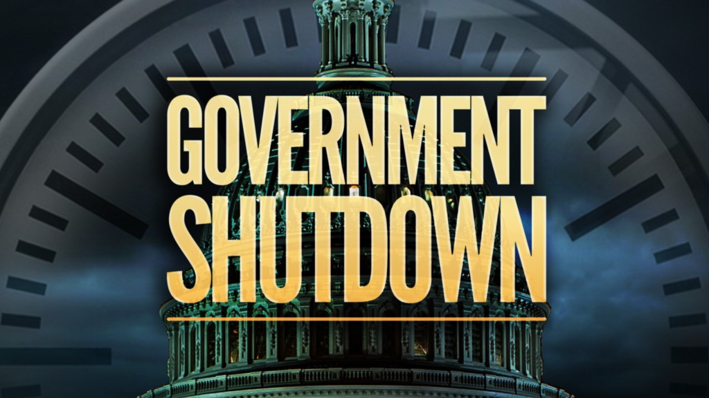 Government shutdown likely to last until 2019