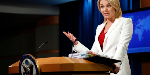 Trump To Name Heather Nauert Ambassador To The United Nations
