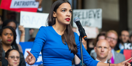 I Don't Care Where Alexandria Ocasio-Cortez Lives