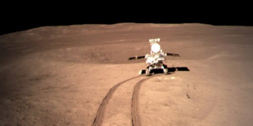 China Lands Probe On The Far Side Of The Moon