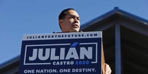Julian Castro Ends Presidential Bid