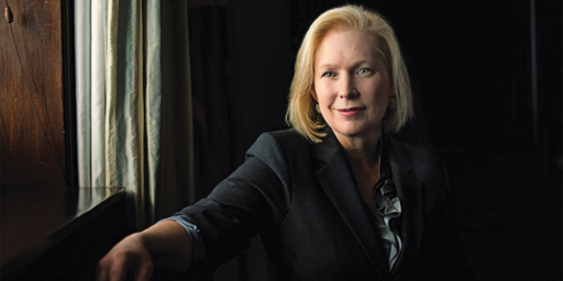 Kirsten Gillibrand Enters The Race For President