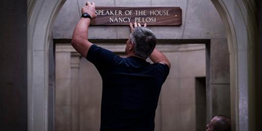 Nancy Pelosi Is Speaker Of The House Again