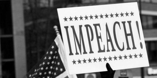 Trump Laying Impeachment Trap?