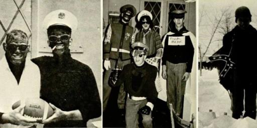 1968 Wasn't 1984 (Which Wasn't 2019)