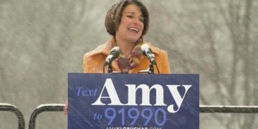 Senator Amy Klobuchar Enters Presidential Race