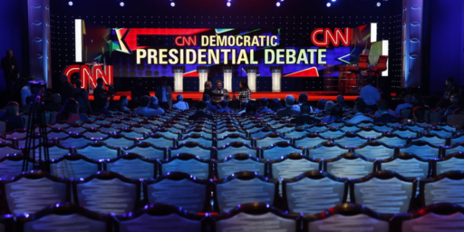 Democrats Will Split Early Debates Over Two Nights