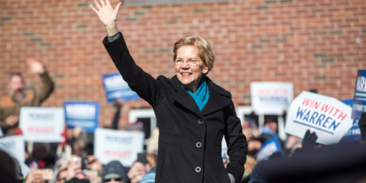Do Voters Care About Elizabeth Warren's Past Claims To Native American Ancestry?