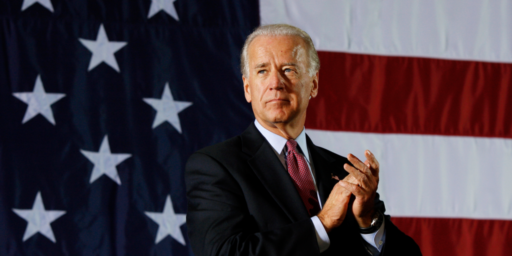 Biden Says The Family Is On Board For A 2020 Run