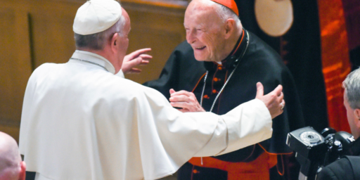 Pope Francis Defrocks Cardinal Theodore McCarrick After Decades Of Abuse